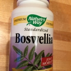 Customer Reviews - Nature's Way, Boswellia, Standardized, 60 Tablets