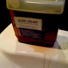 Indigo Wild, Zum Clean, Aromatherapy Laundry Soap, Frankincense & Myrrh, 32 fl oz (.94 l) - customer photo 3