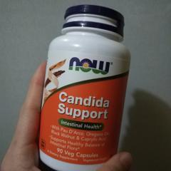 Now Foods, Candida Support, 90 Veg Capsules - iHerb com