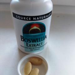 Customer Reviews - Source Naturals, Boswellia Extract, 100 Tablets