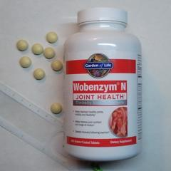 Wobenzym N, Joint Health, 200 Enteric-Coated Tablets - iHerb com
