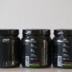 MusclePharm, Assault Black, Pre-Workout Powerhouse