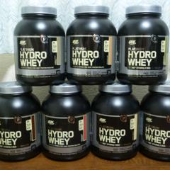 Optimum Nutrition, Platinum Hydro Whey, Cookies & Cream Overdrive, 3.5 lbs (1.59 kg) - customer photo 2
