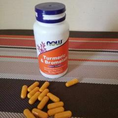 Customer Reviews - Now Foods, Turmeric & Bromelain, 90 Veg Capsules