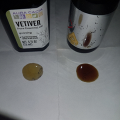 Aura Cacia, Pure Essential Oil, Vetiver, .5 fl oz (15 ml) - customer photo 4