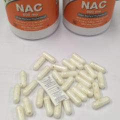 Customer Reviews - Now Foods, NAC, 600 mg, 250 Veg Capsules - iHerb com