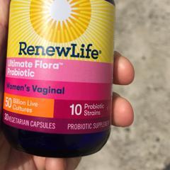 Customer Reviews - Renew Life, Women's Vaginal, Ultimate