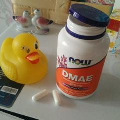 Now Foods, DMAE, 250 mg, 100 Veg Capsules - customer photo 6