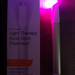 Neutrogena Light Therapy Acne Spot Treatment 1 Device Iherb