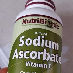 NutriBiotic, Buffered Sodium Ascorbate, Vitamin C