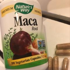 Customer Reviews - Nature's Way, Maca Root, 525 mg, 100 Vegetarian