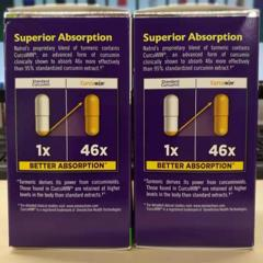 Natrol, Extra Strength Turmeric, Advanced, 60 Capsules - customer photo 6