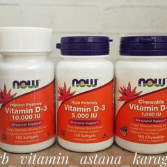 Customer Reviews - Now Foods, Vitamin D-3, High Potency