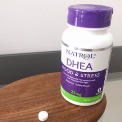 Natrol, DHEA, 25 mg, 90 Tablets - customer photo 0