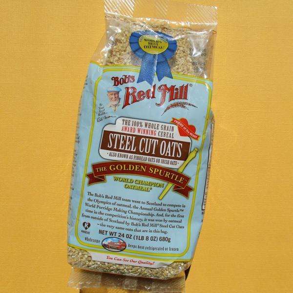 وجبة الشوفان الحبوب الكاملة سريعة التحضير من اي هيرب