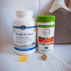 Nordic Naturals, ProEFA- 3-6-9, Lemon , 1,000 mg, 180 Softgels - customer photo 0