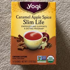 Yogi Tea, Slim Life, Caramel Apple