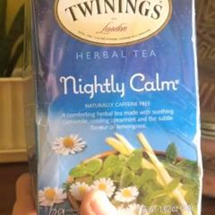 Twinings, Herbal Tea, Nightly Calm, Naturally Caffeine Free, 20 Tea Bags, 1.02 oz (29g) - customer photo 6